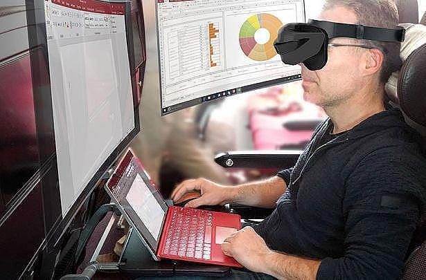 VR-Arbeitsraum Grubert