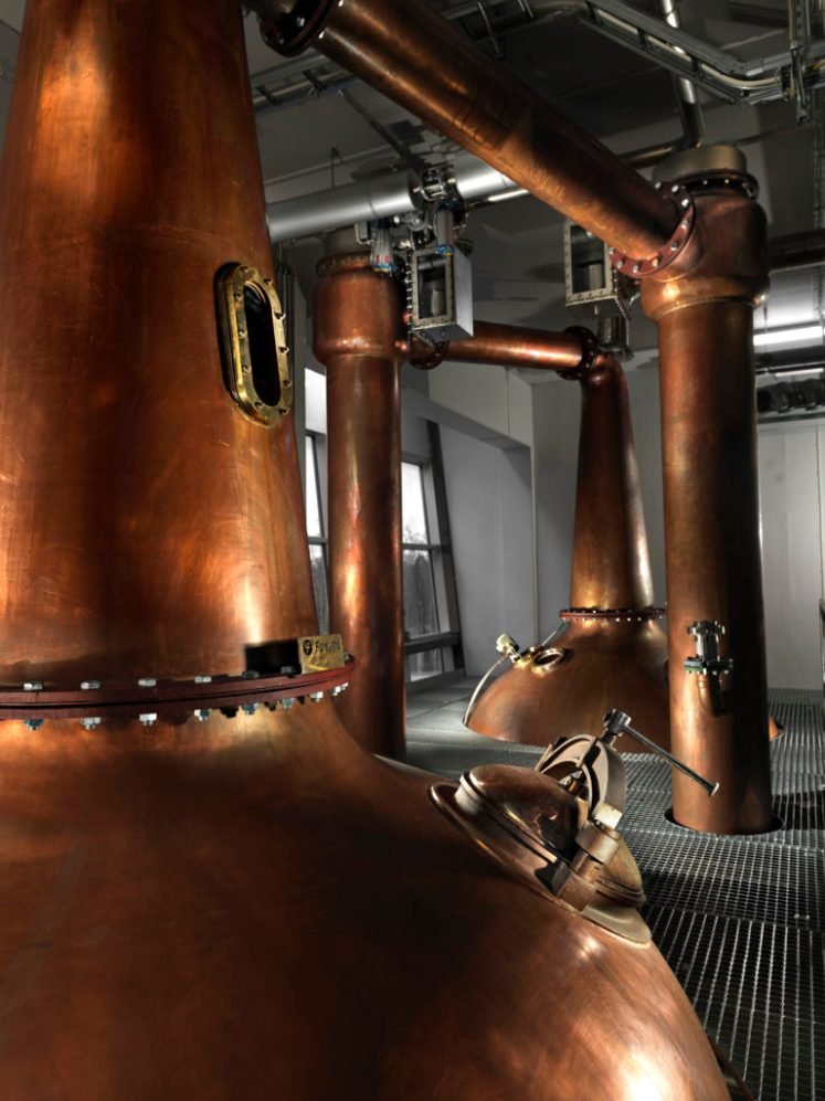 Whiskey-Destillerie
