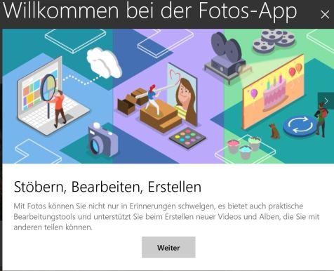 Bild Fotos App